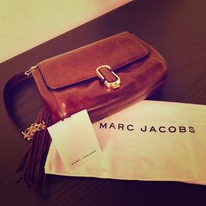 Marc Jacobs J Marc shoulder crossbody bag